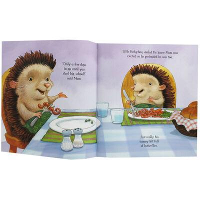 Little Hedgehog's Big Day image number 2