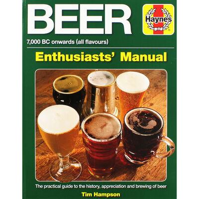 Haynes Beer Enthusiasts Manual image number 1