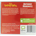 The Unholy Grail: MP3 CD image number 2