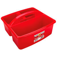 Storage Caddy Red