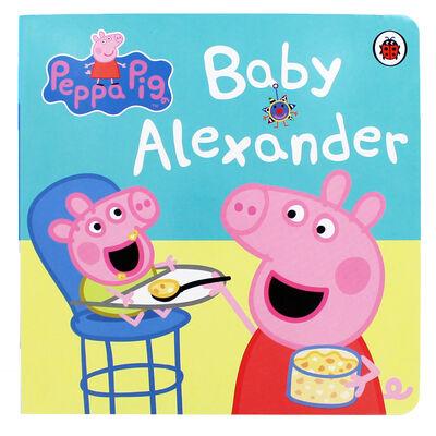 Peppa Pig: Baby Alexander image number 1