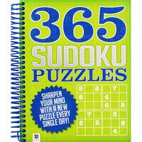 365 Sudoku Puzzles