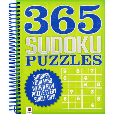 365 Sudoku Puzzles image number 1