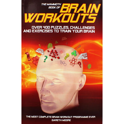 The Mammoth Book of Brain Workouts image number 1