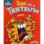 Tiger Has a Tantrum: A Book About Feeling Angry image number 1