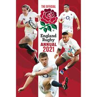 The Official England Rugby Annual 2021