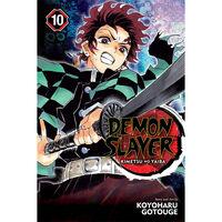 Demon Slayer: Kimetsu no Yaiba Volume 10