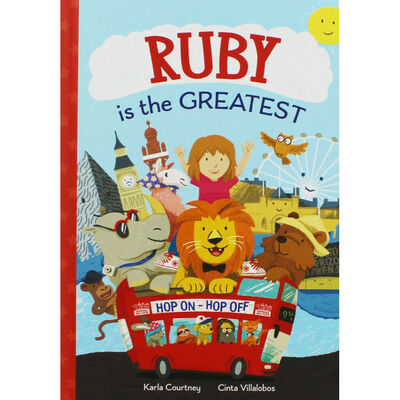 Ruby is the Greatest image number 1