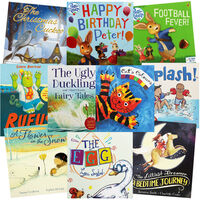 Bedtime Journey: 10 Kids Picture Books Bundle