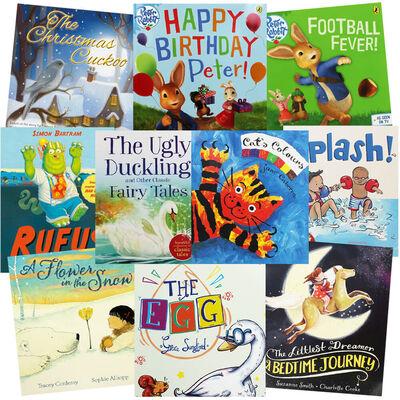 Bedtime Journey: 10 Kids Picture Books Bundle image number 1
