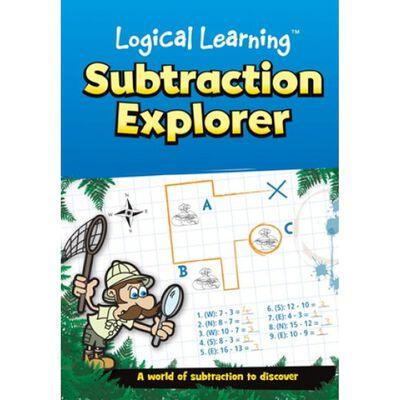 Logical Learning Subtraction Explorer image number 1