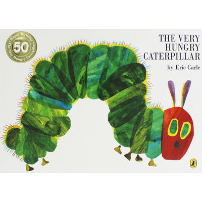 The Very Hungry Caterpillar image number 1