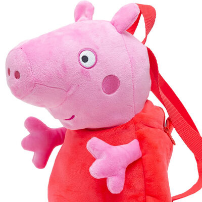 Peppa Pig Plush Backpack image number 2