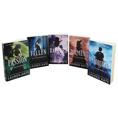 Fallen Series: 5 Book Collection image number 2