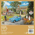 Village Tea Rooms 500 Piece Jigsaw Puzzle image number 3