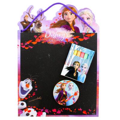 Disney Frozen 2 Chalkboard Set image number 2