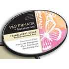 Watermark by Spectrum Noir Inkpad - Translucent Clear image number 4