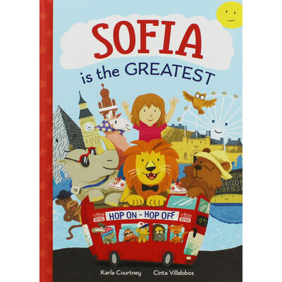 Sofia is the Greatest image number 1