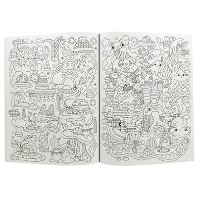 Dream Colouring for Kids image number 2