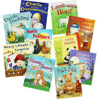 Cosy Bedtime Stories - 10 Kids Picture Books Bundle