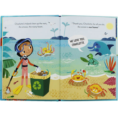Charlotte Saves The Oceans image number 3