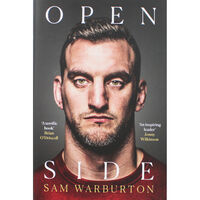 Sam Warburton: Open Side