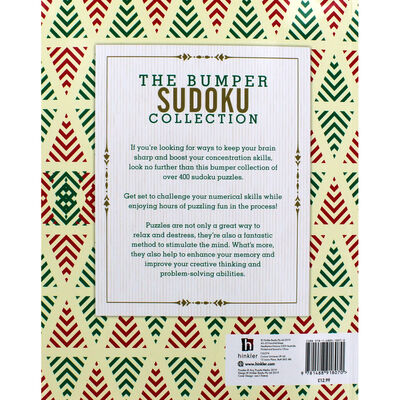 The Bumper Sudoku Collection image number 3