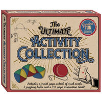 The Ultimate Retro Activity Collection