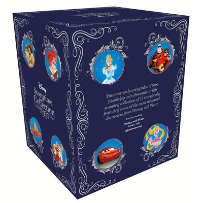 Disney Storytime Collection: 15 Book Box Set image number 5