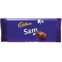 Cadbury Dairy Milk Chocolate Bar 110g - Sam