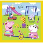 Peppa Pig 3-in-1 Jigsaw Puzzle Set image number 4