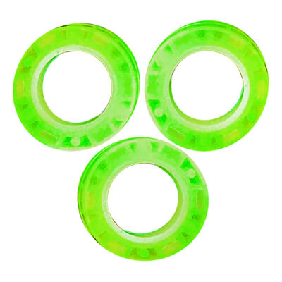 Glow Magnetic Ring Spinz: Pack of 3 image number 2
