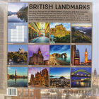 British Landmarks 2020 Calendar and Diary Set image number 2