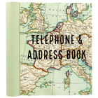 World Map Telephone and Address Book image number 1