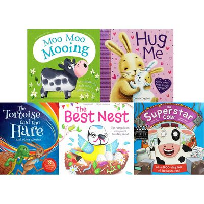 Best Friends For Life: 10 Kids Picture Books Bundle image number 2