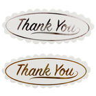 Dovecraft Essentials Die Cut Toppers - Thank You - 12 Pack image number 2