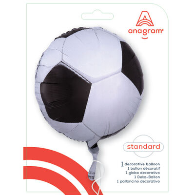 18 Inch Football Helium Balloon image number 2