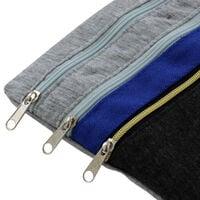 Scribblicious 3 Tier Pencil Case: Blue