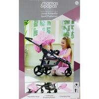 Mamas and Papas Junior Armadillo Sport Play Pushchair