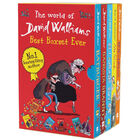 The World Of David Walliams: Best Boxset Ever image number 1