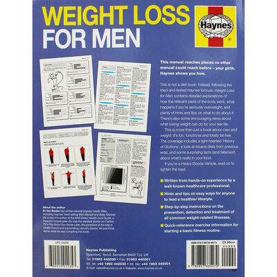 Haynes: Weight Loss for Men image number 4