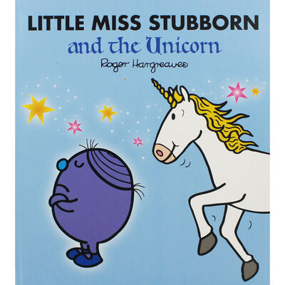 Little Miss Stubborn and the Unicorn image number 1