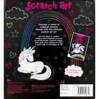Scratch Art - Sparkly Unicorns image number 4