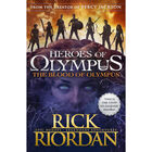 Heroes of Olympus: 5 Book Collection image number 6