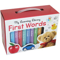 My Learning Library: First Words