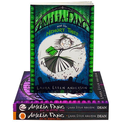 Amelia Fang: 3 Book Collection image number 3