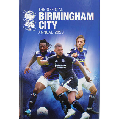The Official Birmingham City Annual 2020 image number 1