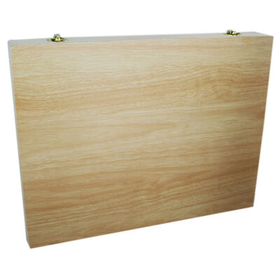 75 Piece Wooden Case Stationery Set image number 2