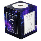 Zodiac Collection Aries Fresh Vanilla Candle image number 1