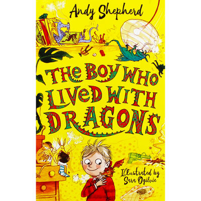 The Boy Who Lived With Dragons image number 1